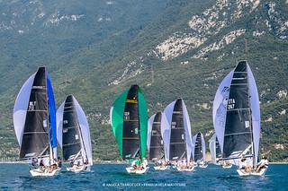 Melges World League Garda Lake Rally • Fraglia Vela Malcesine • Angela Trawoeger_K3I3647