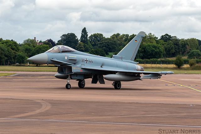 EF2000 Typhoon 31+44 - TLG71