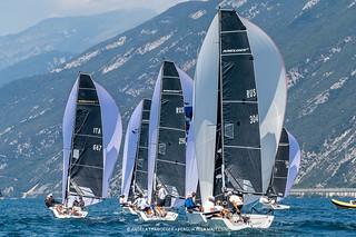 Melges World League Garda Lake Rally • Fraglia Vela Malcesine • Angela Trawoeger_K3I3436