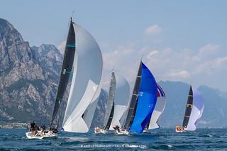 Melges World League Garda Lake Rally • Fraglia Vela Malcesine • Angela Trawoeger_K3I3105