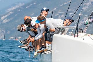 Melges World League Garda Lake Rally • Fraglia Vela Malcesine • Angela Trawoeger_K3I3044