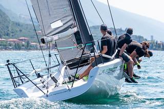 Melges World League Garda Lake Rally • Fraglia Vela Malcesine • Angela Trawoeger_K3I2973
