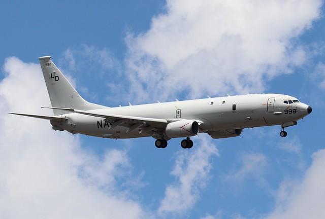 Navy P-8A Poseidon LD-998, #168998 (5)