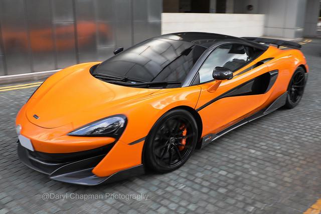 McLaren, 600LT, Tsuen Wan, Hong Kong