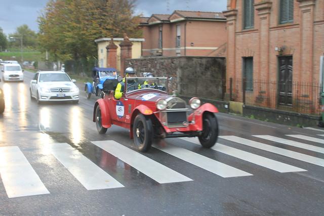 1929 Alfa Romeo 6C 1750 SS Young