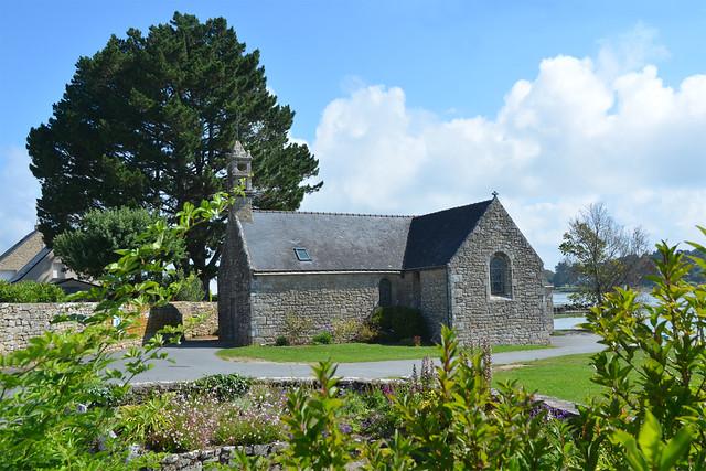 2021.07.01.024 BRETAGNE - Morbihan - SAINT-PHILIBERT - La chapelle Notre-Dame du Flux-et-du Reflux (1648)