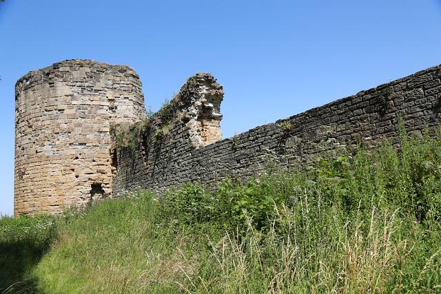 Flint Castle CADW
