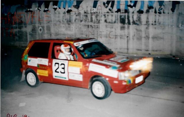 Fiat Uno Turbo i.e. Gr.N
