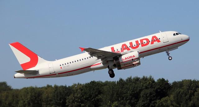 Lauda Europe, 9H-IHH,MSN 2502,Airbus A320-232, 17.07.2021, HAM-EDDH, Hamburg