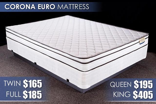 Corona Euro Mattress_July2021