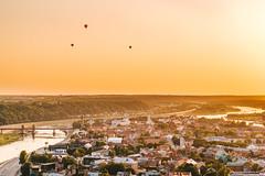 Balloons | Kaunas aerial #205/365