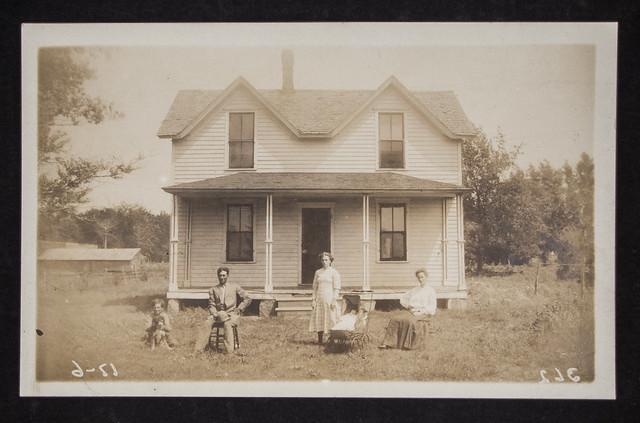 Home (December 1906?)