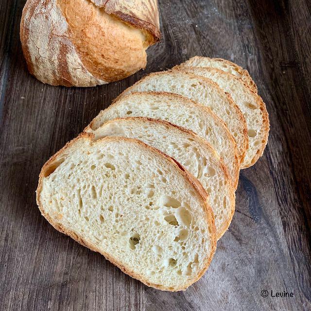 Tarwe-semolinabrood