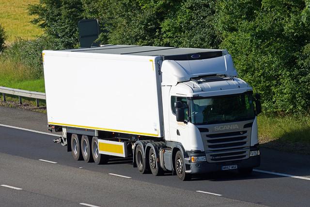 Sainsburys Scania G450 WR67WGZ
