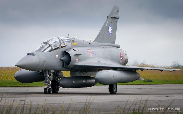 EVX | Direction Générale de l'Armement Dassault Mirage 2000B | 501
