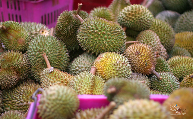 karak durian buffet