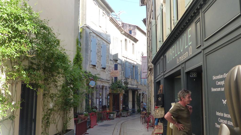 Saint-Rémy-de-Provence, Provence, 20 Julio 2021