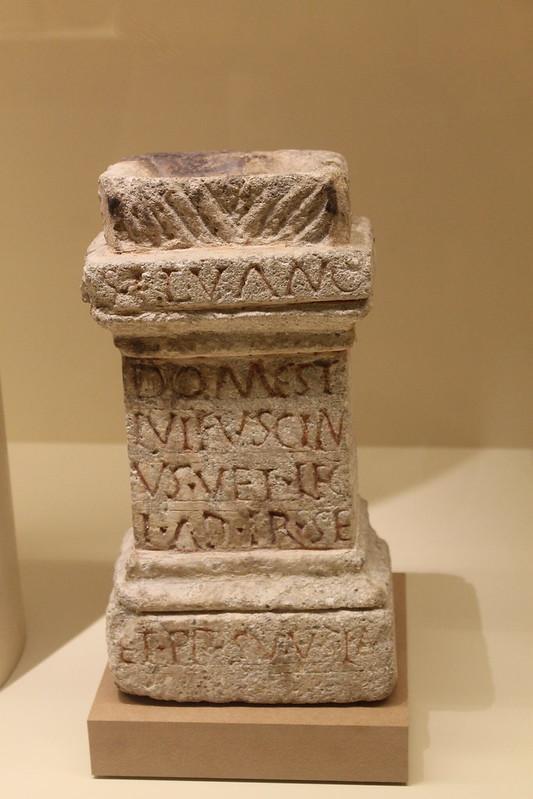 Altar to Silvanus