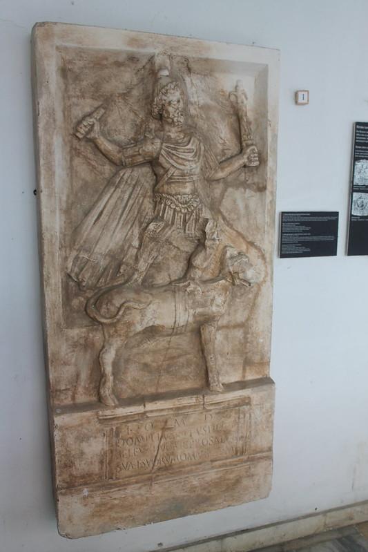 Dedication to Jupiter Dolichenus