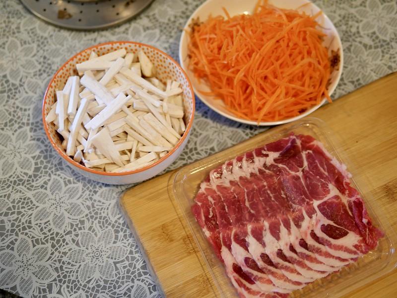 牛肉蔬菜捲