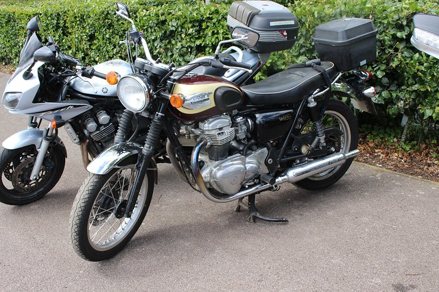 322 Kawasaki W650-A1 (2001) X 558 ORP