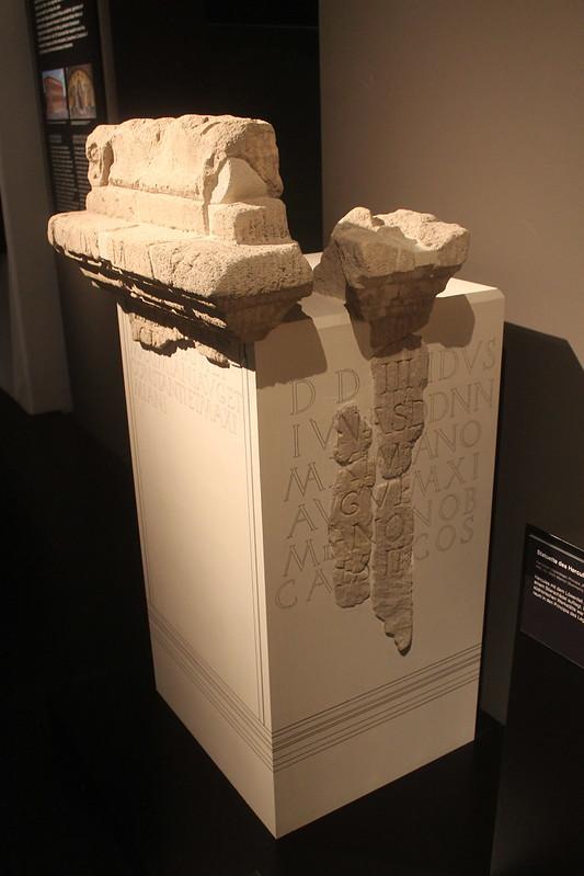 Partial Altar to Jupiter