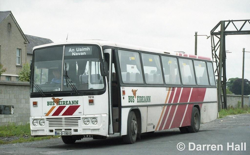 Bus Éireann TE 13 (88-D-19013).