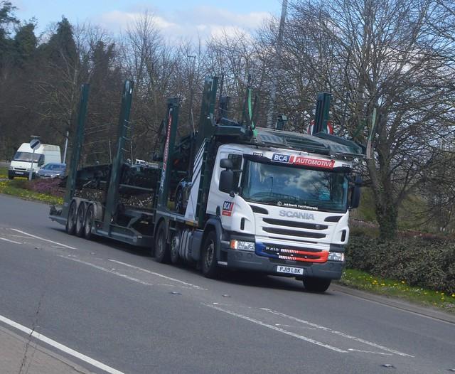 BCA Automotive PJ19 LDK At Welshpool