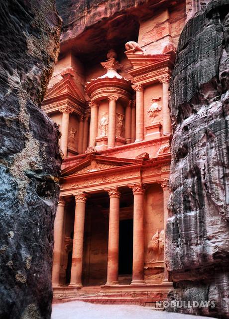 The Treasury — Petra, Jordan