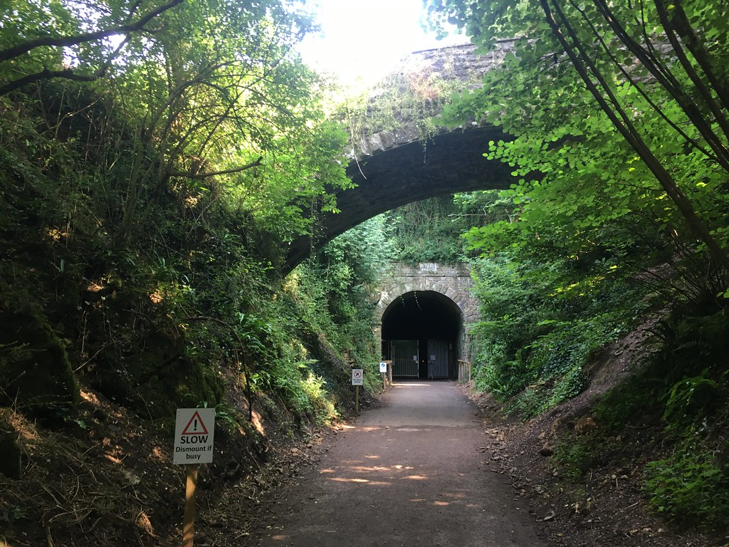Southern entrance to Tidenham Tunnel