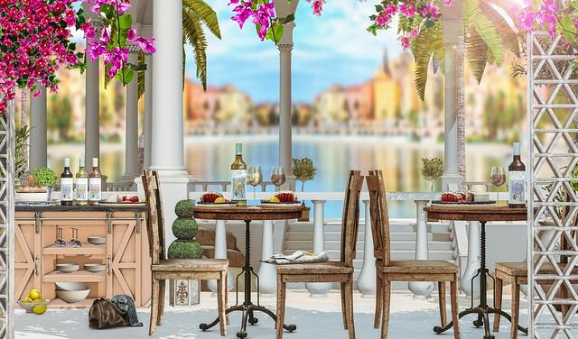 Look 1798 - La Riviera