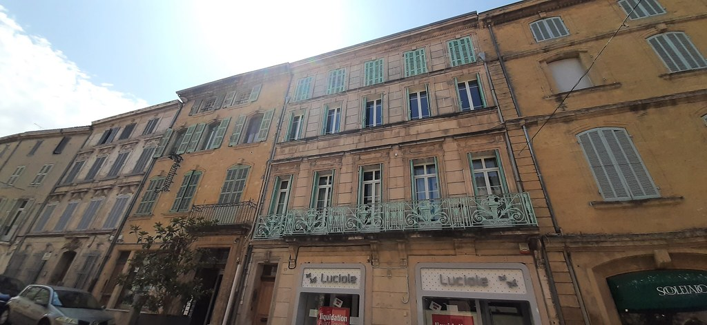 Salon-de-Provence, Provence, 21 Julio 2021