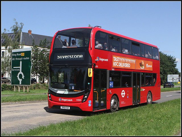 Stagecoach 11035