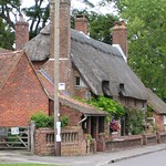 Thatched Cottage, Chawton - England