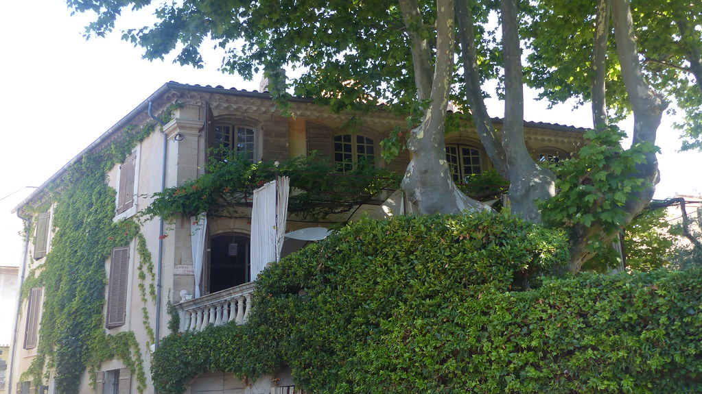 Lourmarin, Provence, 18 Julio 2021