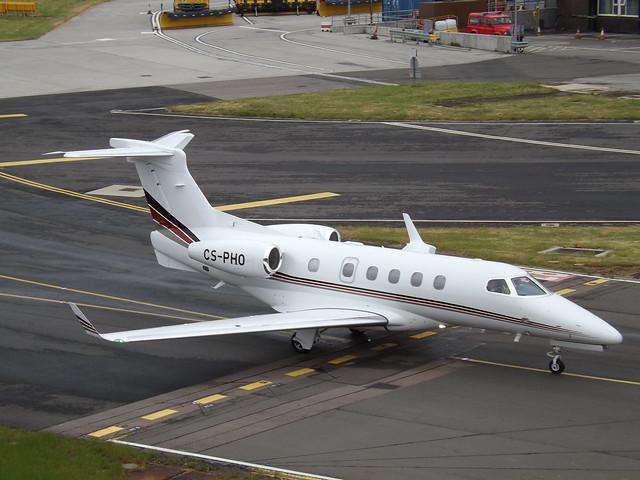 CS-PHO Embraer Phenom 300 (Netjets Europe)