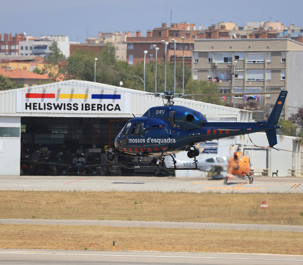 Airbus Helicopters AS355 Ecureuil 2 / EC-KYJ