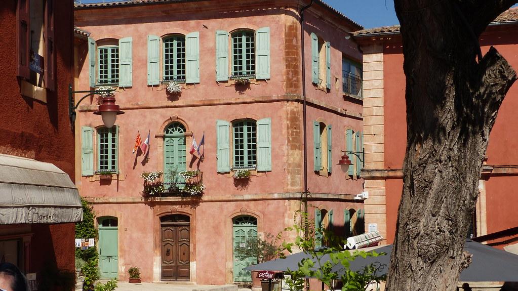 Roussillon, Provence, 18 Julio 2021