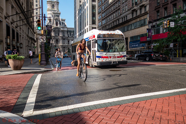 Indego Bikes Faster Than A SEPTA Bus
