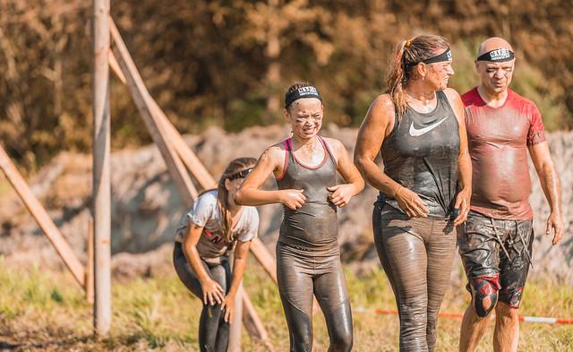 Mud runner family.