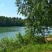 On the Glubokoye (Deep) lake in Kazan