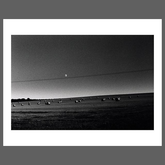 Hay Moon, Suffolk (2021)