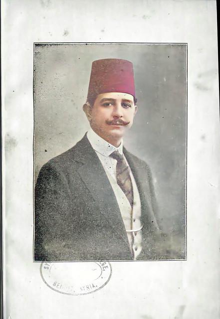 صورة الأستاذ رمزي تادرس من كتاب الأقباط في القرن العشرين (3)