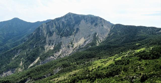 Le Brec d'Ilonse - Massif des Quatre Cantons
