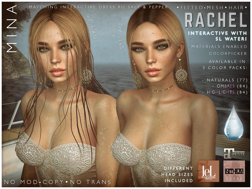 MINA Hair – Rachel – UBER