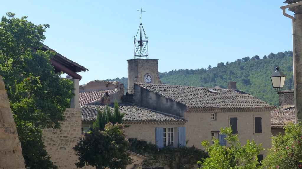 Ansouis, Provence, 18 Julio 2021