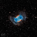 M 27 The Dumbbell Nebula Gérgal 2021