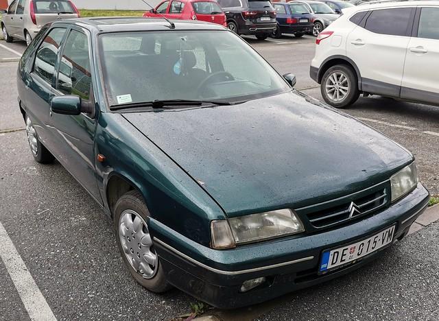 1996 Citroën ZX