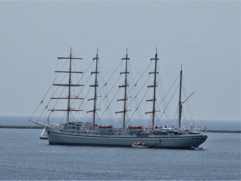 Plymouth Tall ship