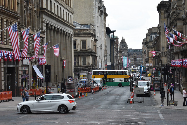 New York comes to Glasgow